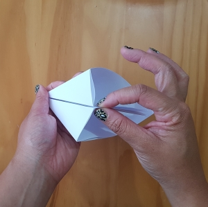 origami flower 12