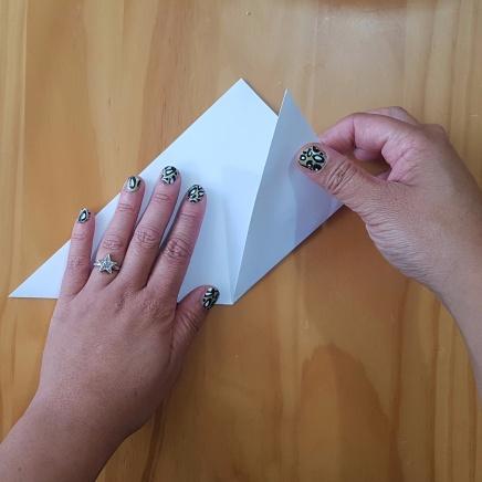 origami flower 3