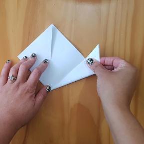 origami flower 6