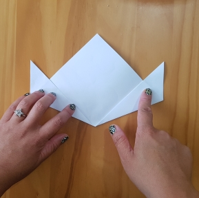 origami flower 8
