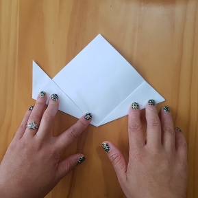 origami flower 9